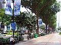 Orchard Rd E near Ngee Ann 2004.jpg