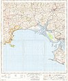 Ordnance Survey One-Inch Sheet 152 Carmarthen & Tenby, Published 1966.jpg