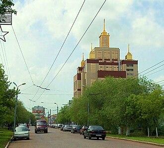 Orenburg - Orenburg State University