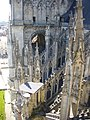 Orléans - cathédrale, toits (03).jpg