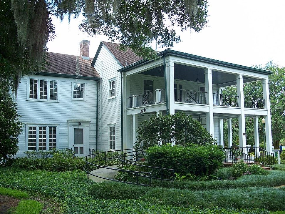 Orlando Mizell-Leu House Hist Dist03