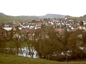 Ormalingen - Ormalingen village