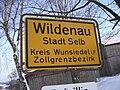 Ortseingangstafel Selb-Wildenau.JPG