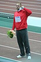 Osaka07 D4A Robert Harting Medal