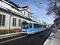 Oslo tram line 19 at St Halvards plass.jpg