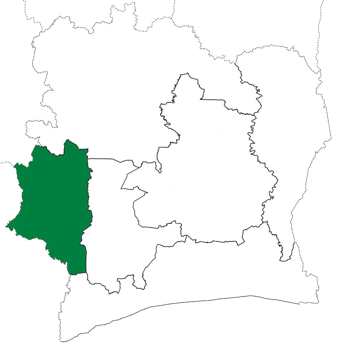 Ouest Department (Ivory Coast)