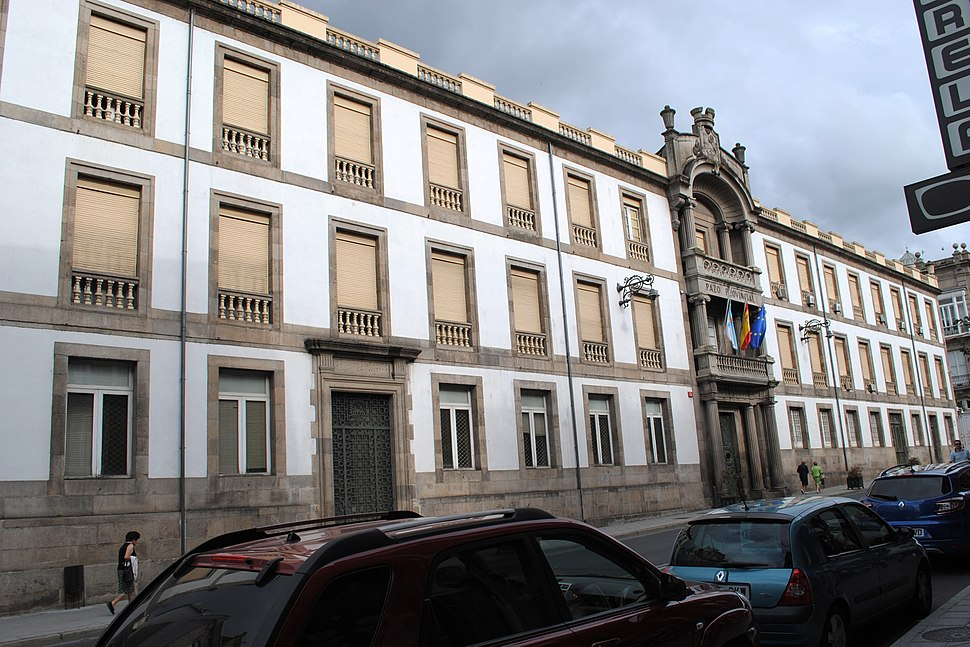 Ourense, Pazo Provincial