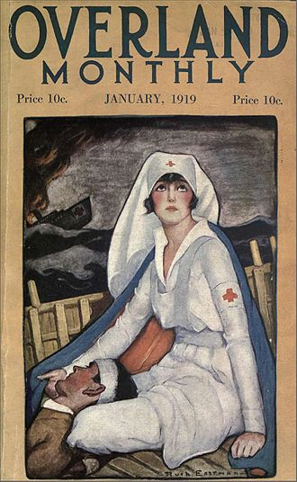 Overland Monthly - Overland Monthly, January 1919