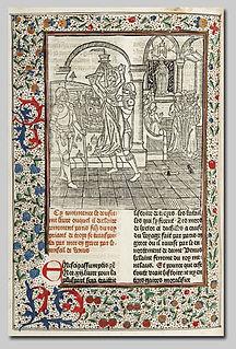 Colard Mansion 15th-century Flemish printer