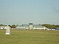 Oxford Aviation Academy headquarters, London Oxford Airport, Oxfordshire, UK - 20130124.jpg