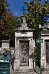 Tomb of Amand and Juillot