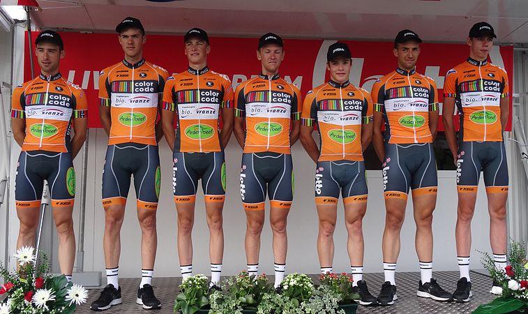 Péronnes-lez-Antoing (Antoing) - Tour de Wallonie, étape 2, 27 juillet 2014, départ (C021).JPG