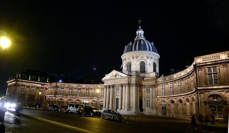 File:P1030565 Paris VII Institut de France quai de Conti rwk.JPG