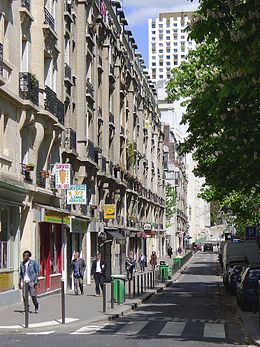 Image illustrative de l'article Rue du Clos