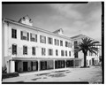 PRINCIPAL (NORTH) SIDE - Ursuline Convent, Avenue N and Twenty-fifth Street, Galveston, Galveston County, TX HABS TEX,84-GALV,41-1.tif