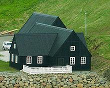 Cultura de islandia wikipedia la enciclopedia libre - Casas en islandia ...