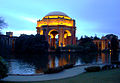 Palace of Fine Arts at Dusk.jpg