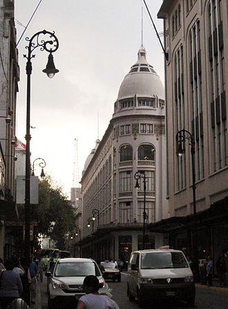 El Palacio de Hierro - Original Store, Palacio de Hierro