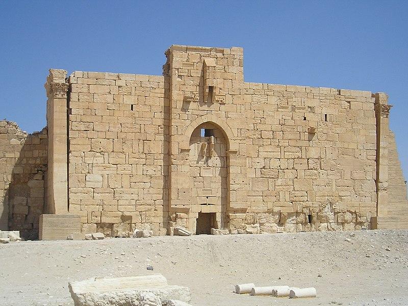 File:PalmyraSanctuaryBel.jpg