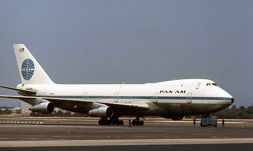 Pan American World Airways Boeing 747 N750PA 01