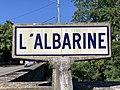 Panneau Michelin Albarine St Denis Bugey 2.jpg