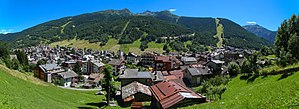 Aprica - the town