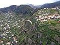 Paragliding at Arco da Calheta - Madeira 2009.jpg