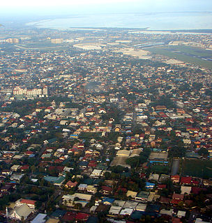 Parañaque Highly Urbanized City in National Capital Region, Philippines