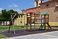 Parc de jocs infantil a Alfara de la Baronia.JPG