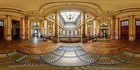 link=https://tools.wmflabs.org/panoviewer/#Paris, mairie du 10e arrdt, hall 04.jpg