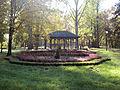 Park miejski, 1 poł. XIX - Drewniana Altana.jpg