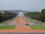 Parliamentary axis (from Memorial), Canberra.jpg