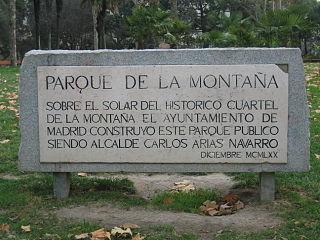 Parque de la Montaña