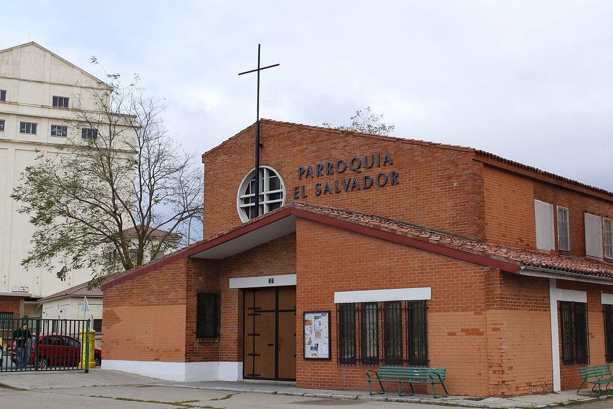 Iglesia de El Salvador (Burgos) - Wikipedia, la