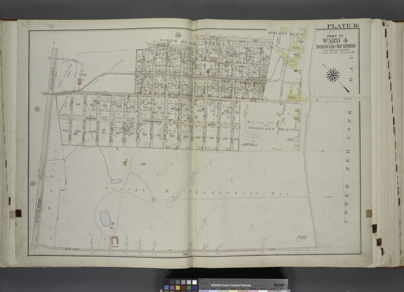 File:Part of Ward 4. (Map bound by Franklin Ave, 6th St, Maple Ave, Midland Beach, Lower New York Bay, New Dorp Lane, South Side Boulevard) NYPL1646283.tiff