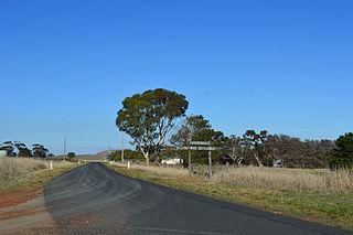 Paschendale, Victoria Town in Victoria, Australia