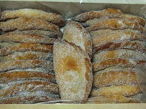 Pastisset - Image: Pastissets de Benifallet