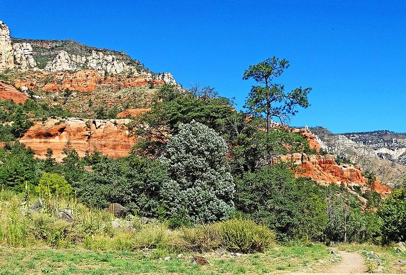 File:Path to Beauty, Oak Creek Canyon, AZ 9-15 (22336297079).jpg