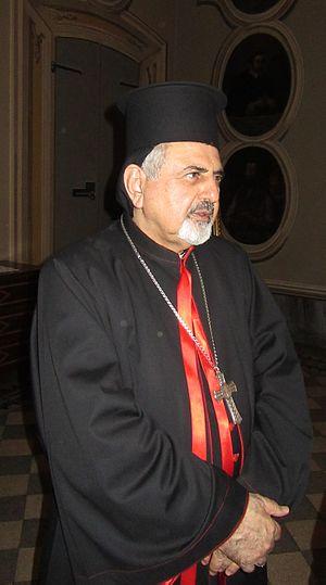 Ignatius Joseph III Yonan - Image: Patriarch Ignatius Joseph III Yonan
