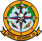 Patrol Squadron 26 (US Navy) insignia 2008.png
