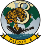 Patrol Squadron 8 (US Navy) insignia 2015.png