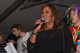 Patty Brard in 2012