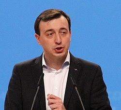 Paul Ziemiak CDU Parteitag 2014 by Olaf Kosinsky-2.jpg