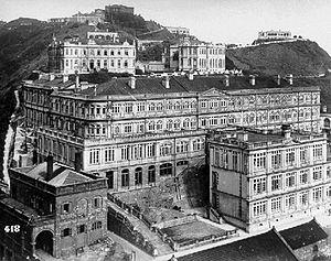 The Peak Hotel - The Peak Hotel in 1926