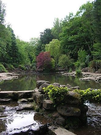 Peasholm Park - Image: Peasholm Park by DS Pugh