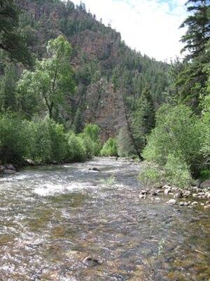 Pecos River - Image: Pecos 1