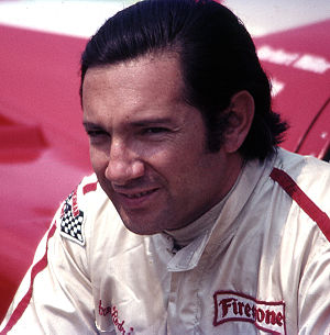 Pedro Rodríguez (racing driver) - Rodríguez at the 1971 French GP (photograph taken seven days before his death)