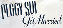 Description de l'image Peggy Sue Logo.png.