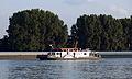 Peilschiff Mercator nach der Peilung der Deutzer Platte nach der Havarie eines Kohlefrachters 01.JPG