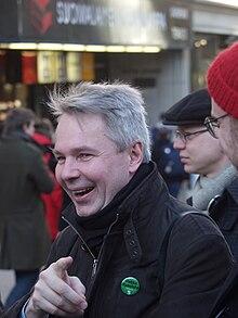 Кандидат в президенты финляндии гомосексуалист